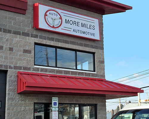 More Miles Auto