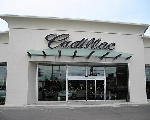 Brogan Cadillac
