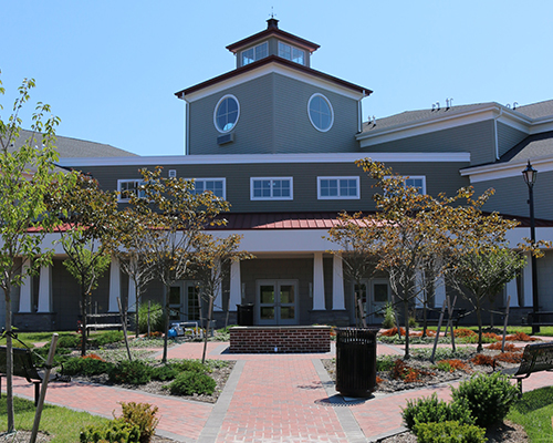 Oceanport Village Center