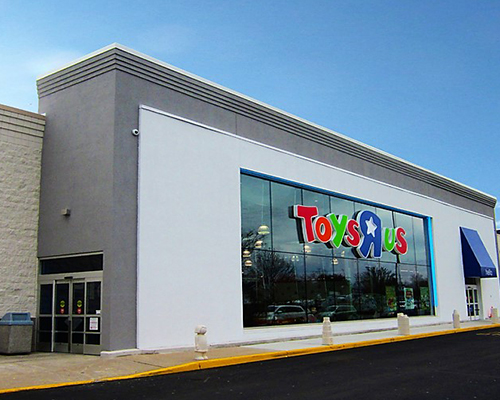 "Toys ""R"" Us – Toy Lab"