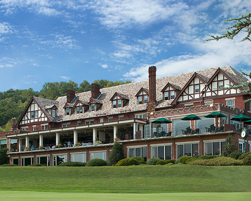 Baltusrol Golf Club Guest Rooms