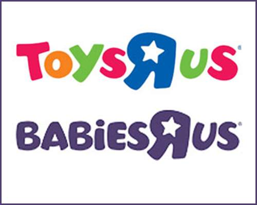 "Toys ""R"" Us and Babies ""R"" Us"